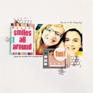 blog post 1 Smiles all around