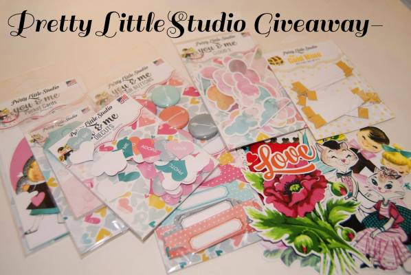 pretty little studio giveaway