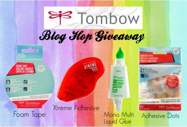 tombow giveaway